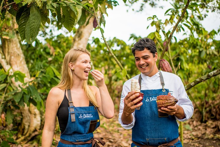 'Hacienda La Danesa' Cacao & Chocolate Experience, Guayaquil, ECUADOR