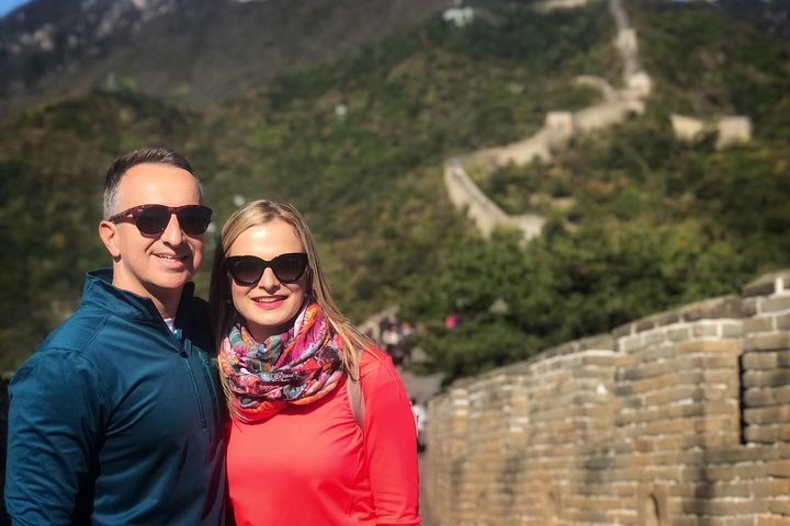Private Tour to Mutianyu Great Wall and Ming Tombs from Beijing, Beijing, CHINA