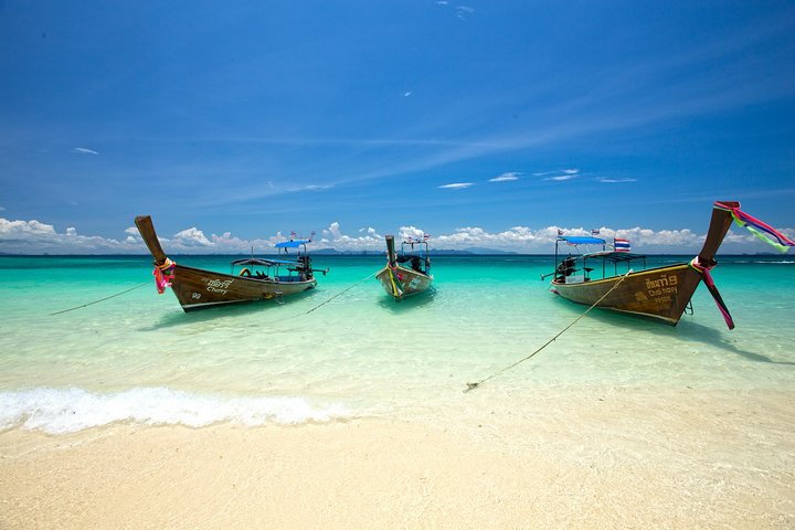 Phi Phi Islands Early Bird & View Point Hike, ,