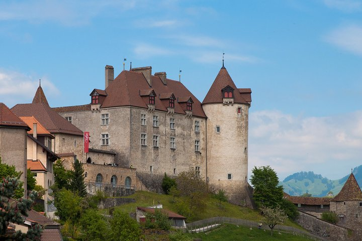 Day Trip to Gruyères Medieval Village & Chocolate Factory from Geneva, Ginebra, SUIZA