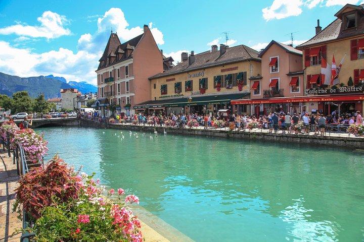 Annecy, the Venice of the Alps private tour, Ginebra, Suíça