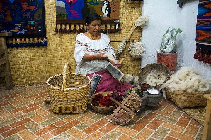 Full-Day Private Tour of Artisans North of Quito, Otavalo, ECUADOR