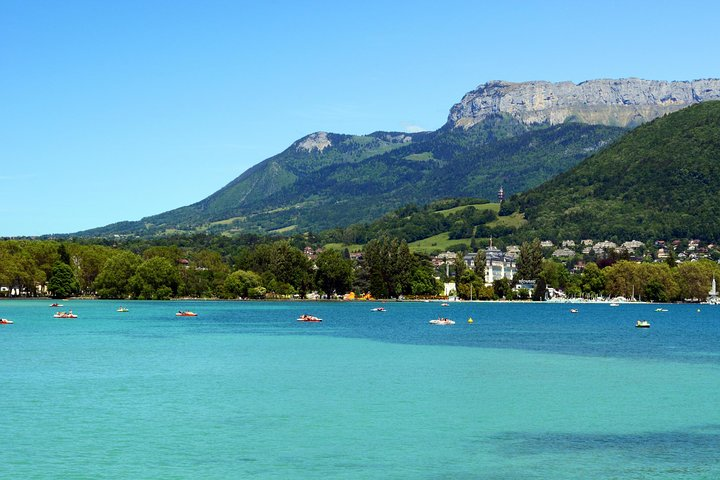 Annecy, the Venice of the Alps private tour, Ginebra, SUIZA