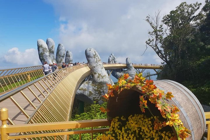 FULL-DAY BA NA HILLS & GOLDEN BRIDGE from HOI AN, Hoi An, VIETNAM