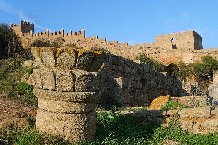 Day trip from Casablanca to Rabat to explore the world heritage kasbahs, Marrakech, cidade de Marrocos, MARROCOS