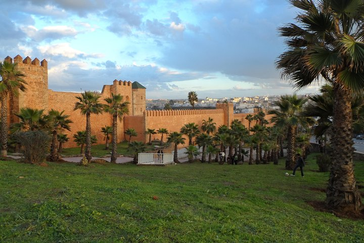 Day trip from Casablanca to Rabat to explore the world heritage kasbahs, Marrakech, Ciudad de Marruecos, MARRUECOS