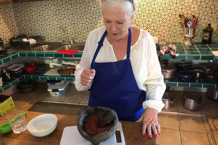 Private Market Tour and Cooking Class with Helene, a Local in Puerto Vallarta, Puerto Vallarta, MÉXICO
