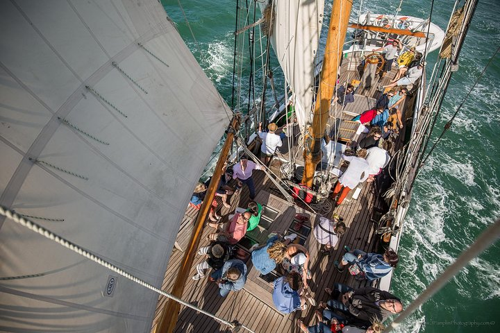 Bay of Islands Tall Ship Sundowner Sailing, Bahia de Islas, NUEVA ZELANDIA