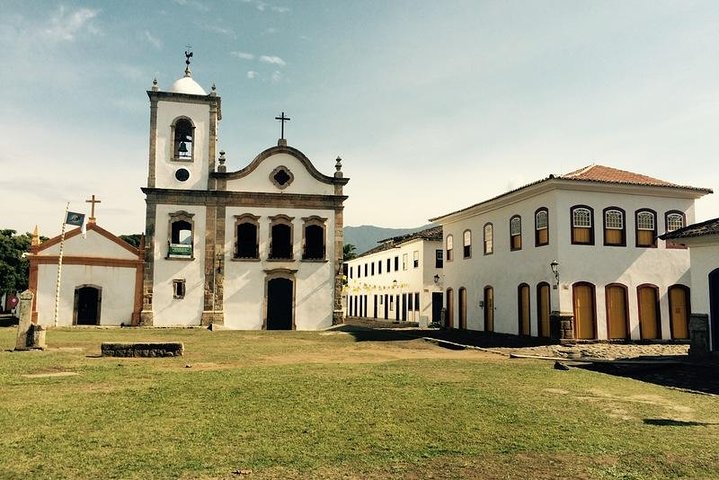Walking Tour - The Best of Paraty city center, Paraty, BRASIL