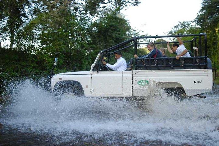 Waterfalls Jeep Tour, Paraty, BRASIL