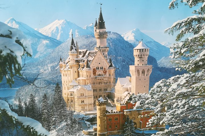 Full-Day Bavarian Castles Tour from Fussen, Fuessen, ALEMANIA
