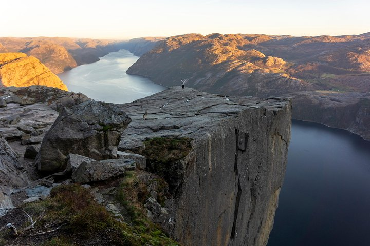 Preikestolen Hike & Fjord Cruise, Stavanger, NORWAY