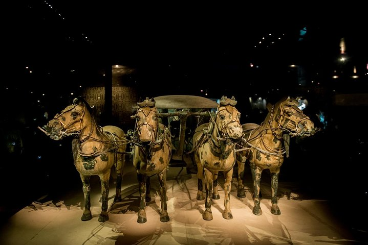 Xi'an Private Day Tour: Terracotta Warriors and Big Wild Goose Pagoda, Sian, CHINA