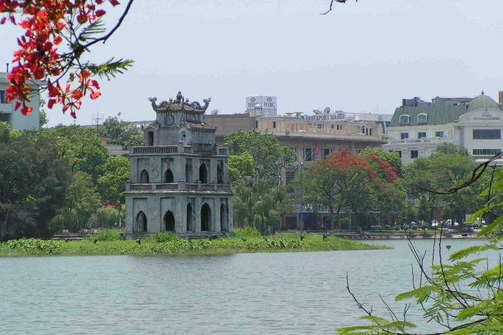 Shore Excursion: Best of Ha Noi City from Ha Long Cruise Port, Halong Bay, VIETNAM