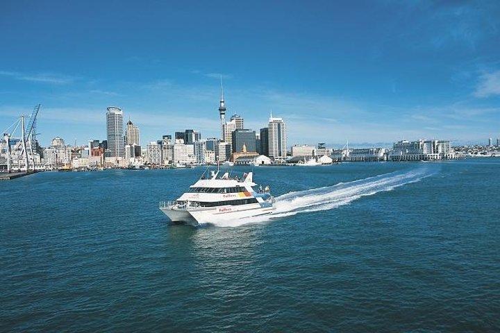 Excursión en Auckland: recorrido turístico por la ciudad, crucero por el puerto y cata de vinos en la isla Waiheke, Auckland, NUEVA ZELANDIA