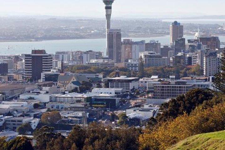 Excursión por la costa de Auckland: Visita turística por la ciudad, crucero por el puerto y Sky Tower, Auckland, NUEVA ZELANDIA