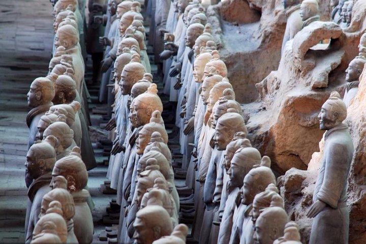 Xi'an Highlights Day Tour, Sian, CHINA