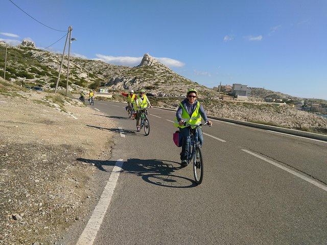Marseille Shore Excursion: Full Day Tour of Marseille by Electric Bike, Marsella, FRANCIA