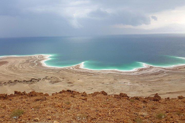 Dead Sea Relaxation Tour - Small Group, Herzliya, ISRAEL