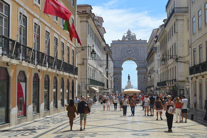 Superexcursión En Segway, Lisboa, PORTUGAL