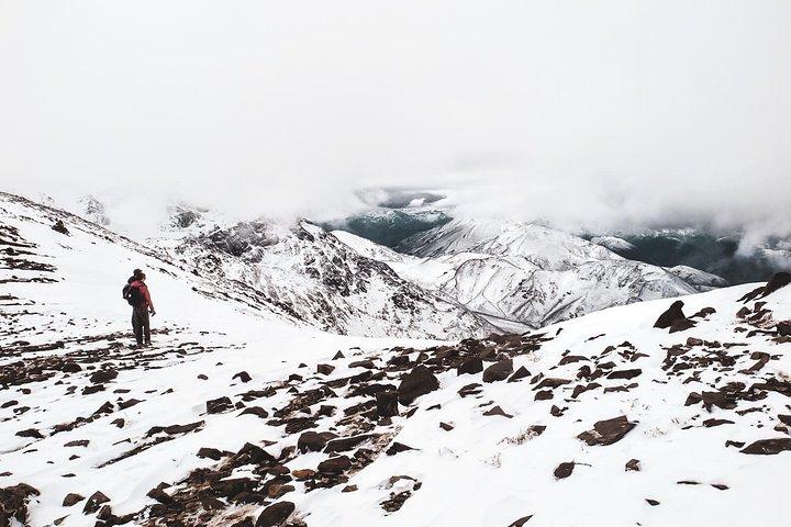 Cerro Arenales Hike from Mendoza, Mendoza, ARGENTINA
