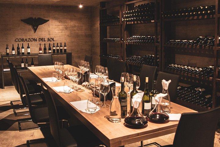 Private Escape in Uco's High End Wineries, Mendoza, ARGENTINA