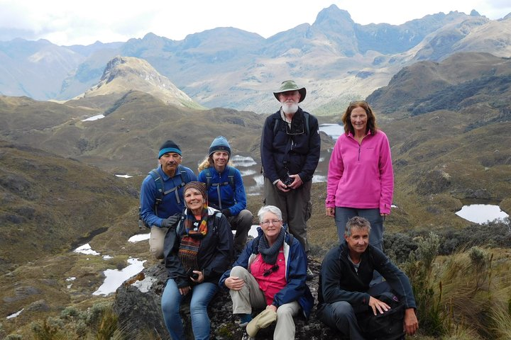 Cajas Half-Day Tour from Cuenca, Cuenca, ECUADOR