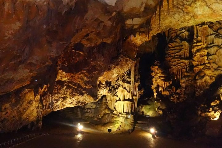 3 Caves tour - Saeva dupka , Eyes of God cave & Devetashka Cave, Sofia, BULGARIA