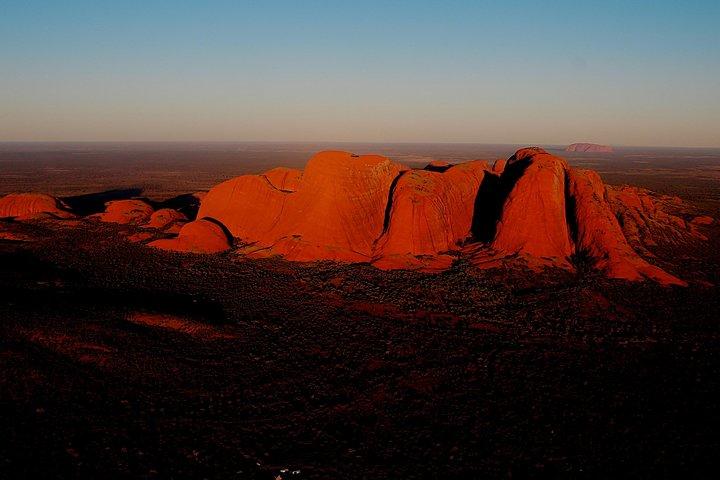 Uluru & Resort Postcard Flight, Ayers Rock, AUSTRALIA