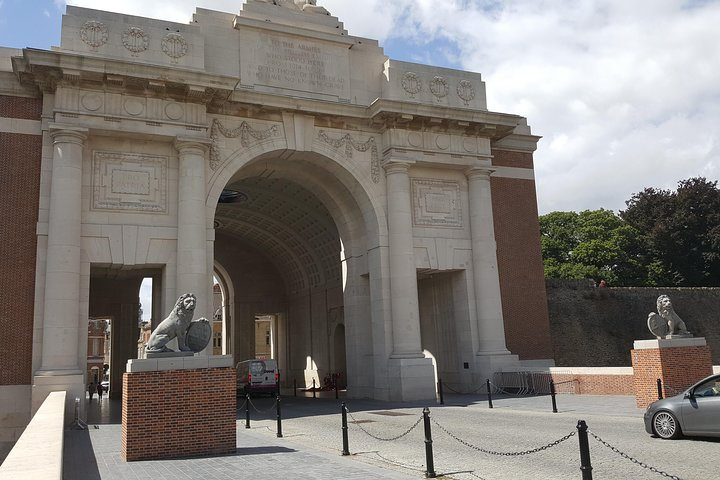 Australian Battlefields Private Tour in Fromelles and Flanders from Lille, Lille, FRANCIA