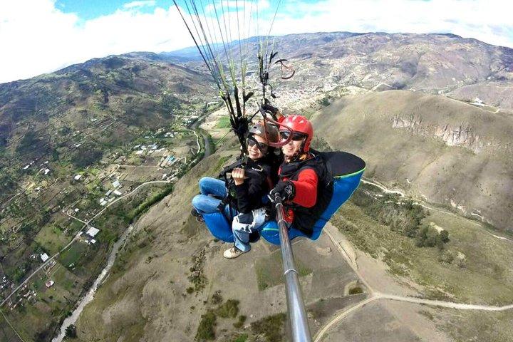 Ecuador Parapente Paute - Cuenca, Cuenca, ECUADOR