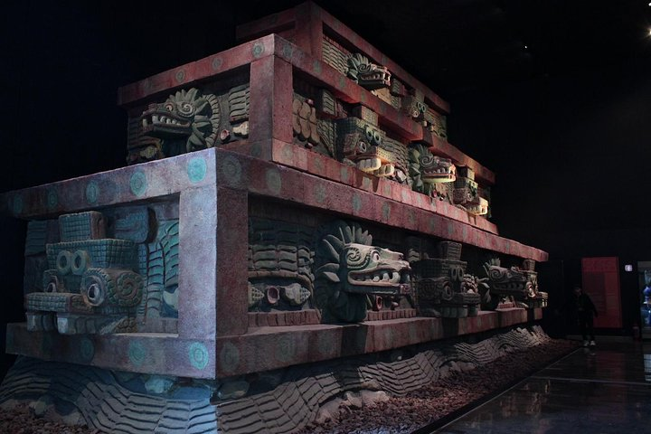 Guided Tour National Museum of Anthropology, Ciudad de Mexico, Mexico