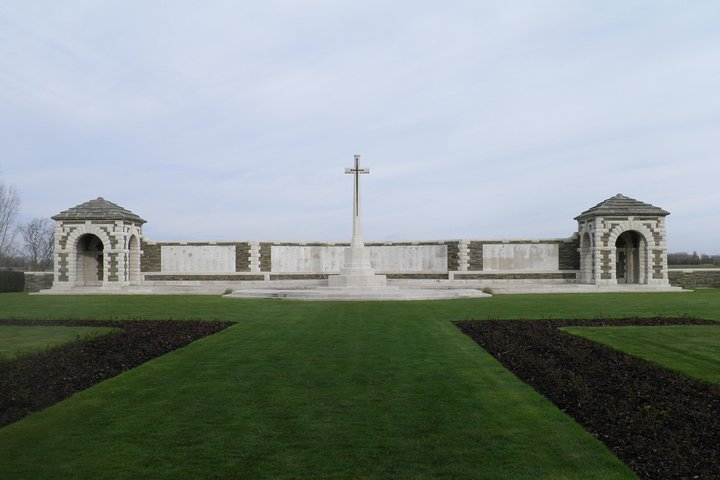 3 days on Australian WW1 battlefields starting from Ypres or Lille, Ypres, BÉLGICA