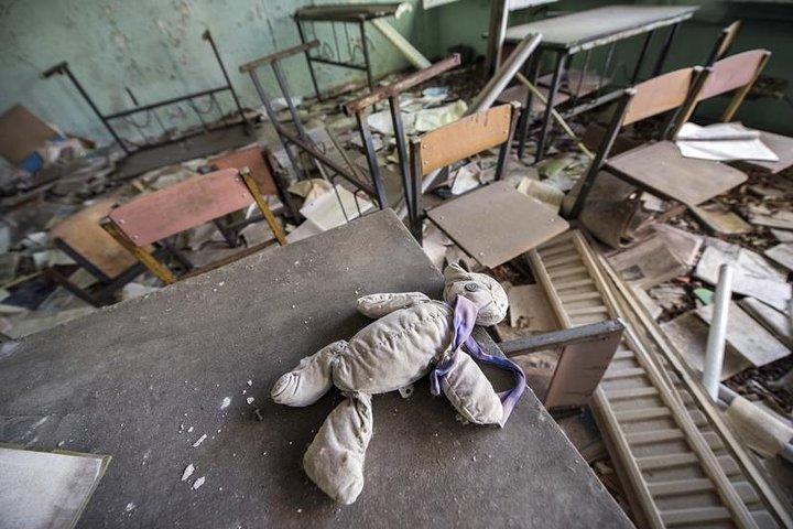 Full-Day Private Chernobyl and Pripyat Tour from Kiev, Kiev, Ukraine
