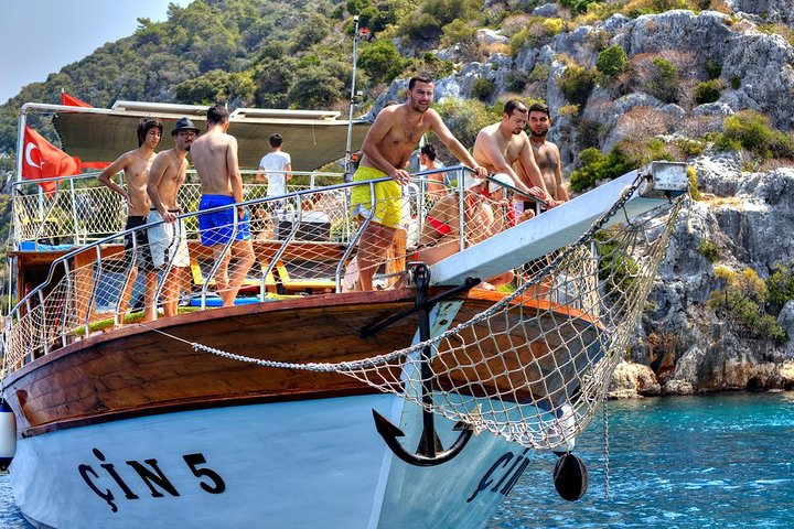 Boat trip to 12 islands with lunch, Fethiye, TURQUIA