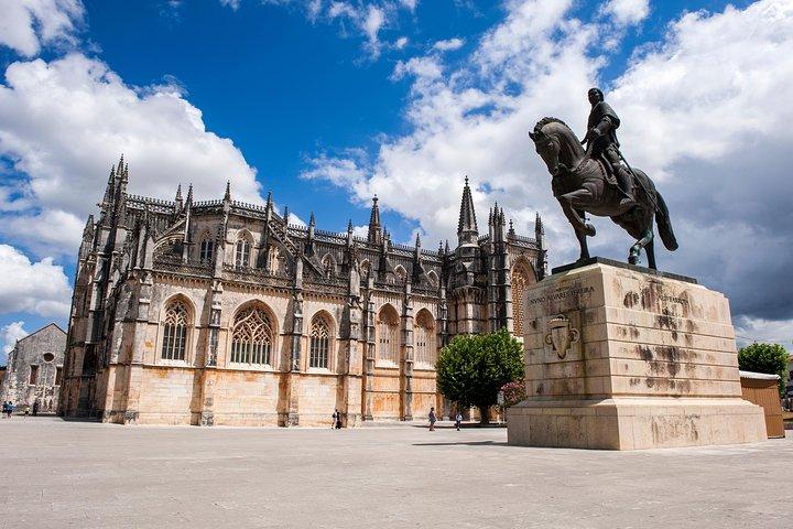 Tour de dia completo a Fátima, Nazaré y Óbidos desde Lisboa , Lisboa, PORTUGAL