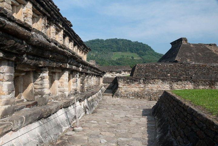El Tajín Ruins and Papantla Day Trip from Veracruz, Veracruz, MEXICO
