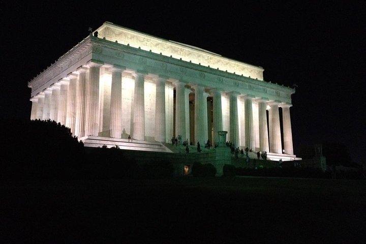 4 Hours Private Moonlight DC City Tour by Van, Washington DC, ESTADOS UNIDOS