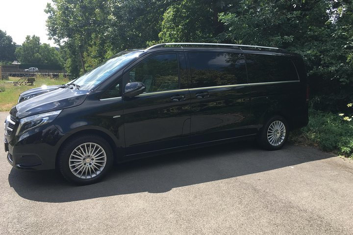 Private Transfer from Bruxelles to Honfleur - Up to 7 people, Bruselas, BELGICA