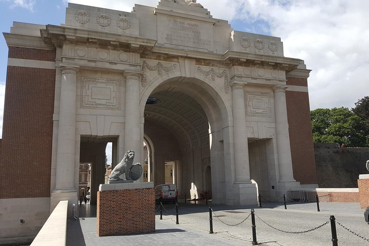 Private Vimy and Belgium Canadian Battlefield Tour from Brussels, Gante, BELGICA