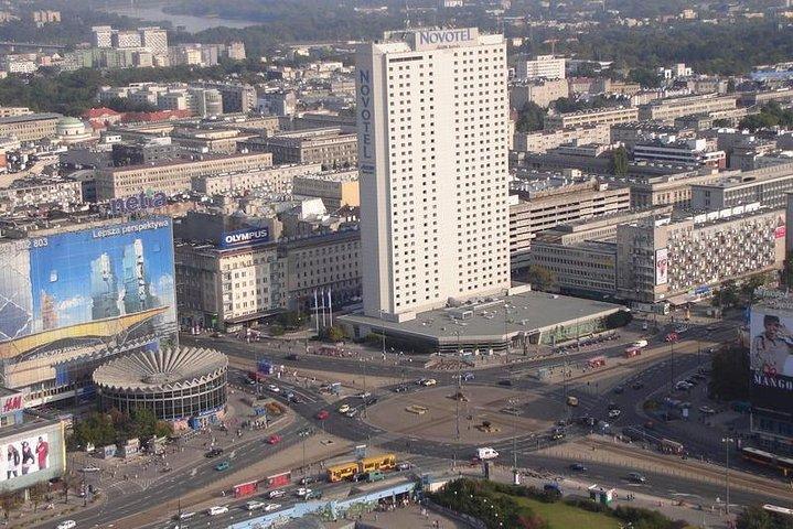 Warsaw between the flights, Warsaw, Poland