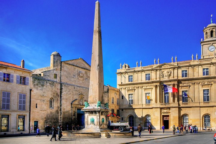 Full Day Trip to Arles - Les Baux de Provence and Saint Remy de Provence from Montpelier, Montpellier, FRANCIA