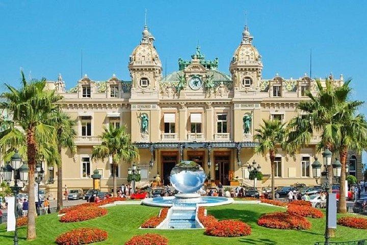 Marseille Shore Excursion: Private Day Trip to Nice, Eze and Monaco, Marsella, FRANCIA