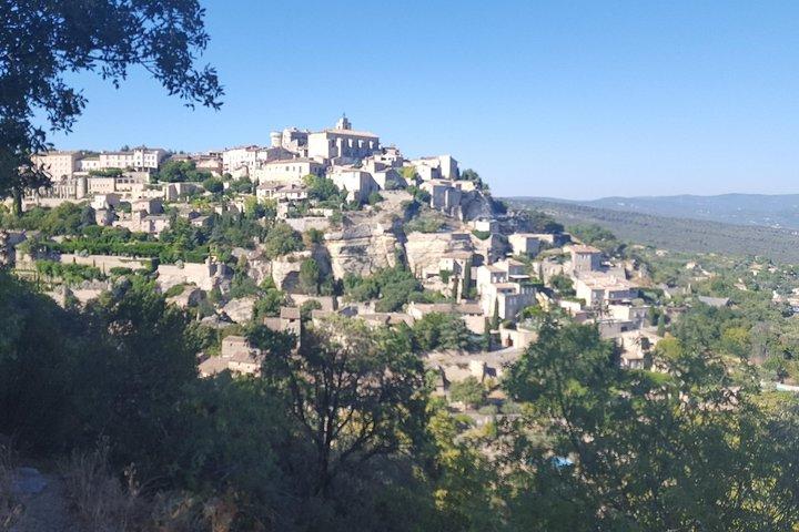 Private Avignon Gordes and Roussillon Full Day Tour, Marsella, FRANCIA