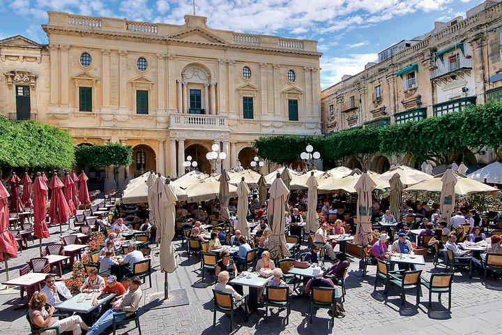 Private Highlights of Malta Full-Day Tour, La Valeta, Malta