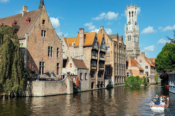 Private City Kickstart Tour: Bruges, Brujas, BELGICA
