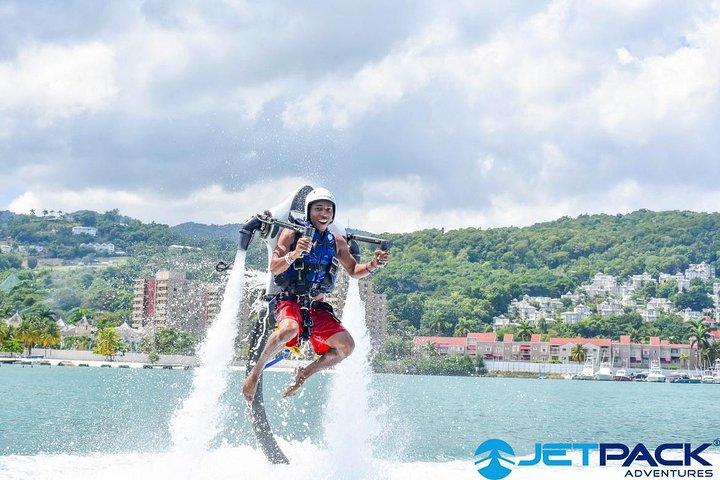 Jetpack Experience in Jamaica, , JAMAICA