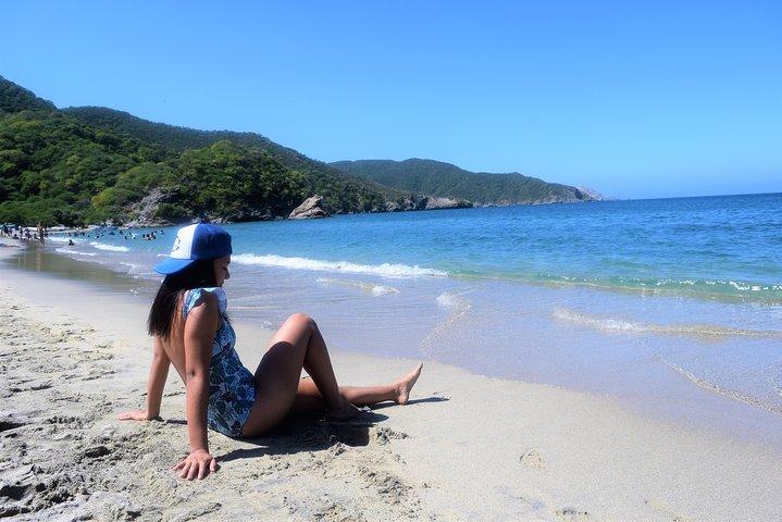 BE RELAX TOUR - Bahia Concha, Santa Marta, COLOMBIA