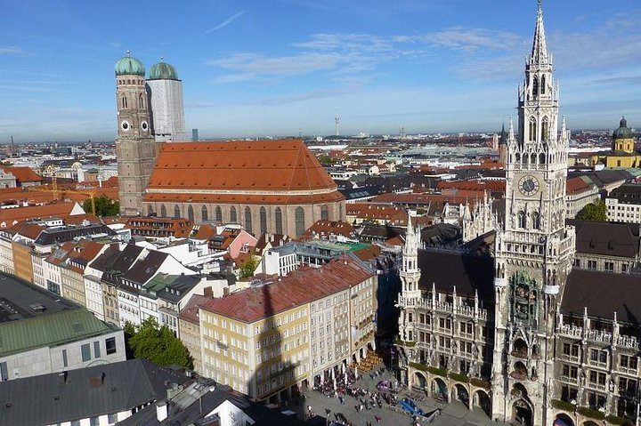 Munich Like a Local: Customized Private Tour, Munich, GERMANY
