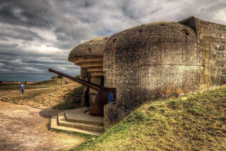 Normandy D Day Landing Shore Excursion Customized Private Tour from Le Havre, El Havre, FRANCE